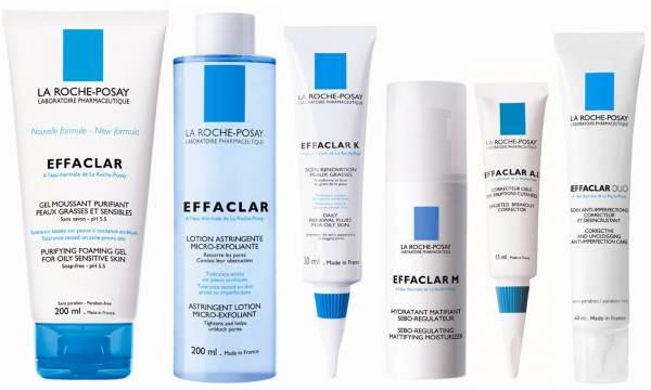 La Roche Possay producto acné