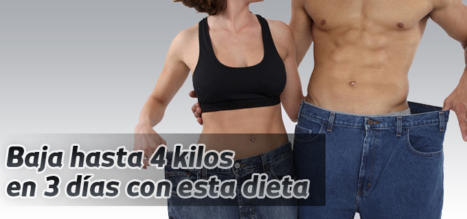 baja de peso