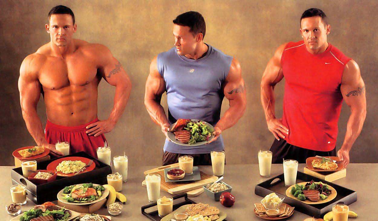 nutricion gym