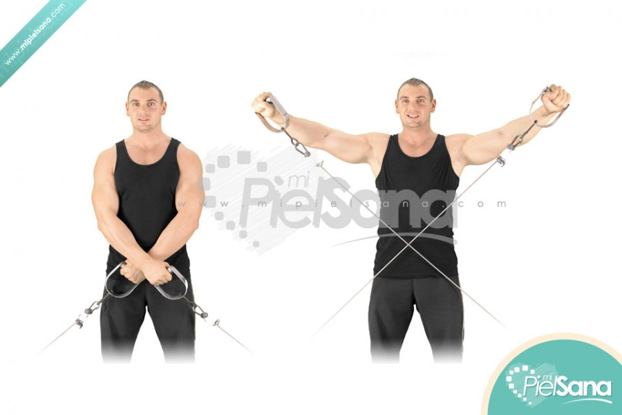 Cable Lateral Raise