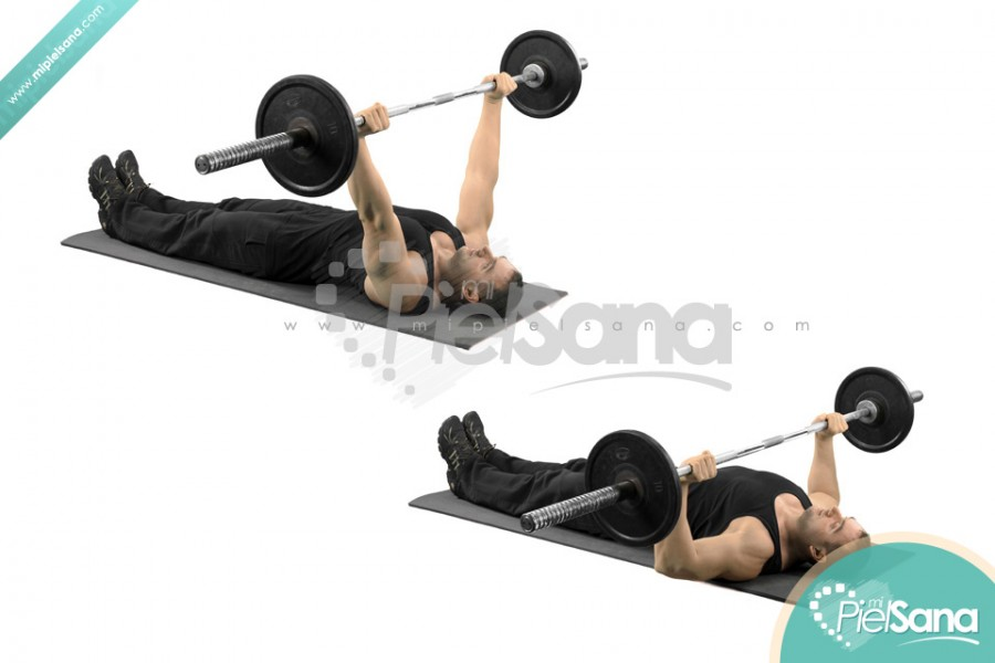 Floor Bench Press