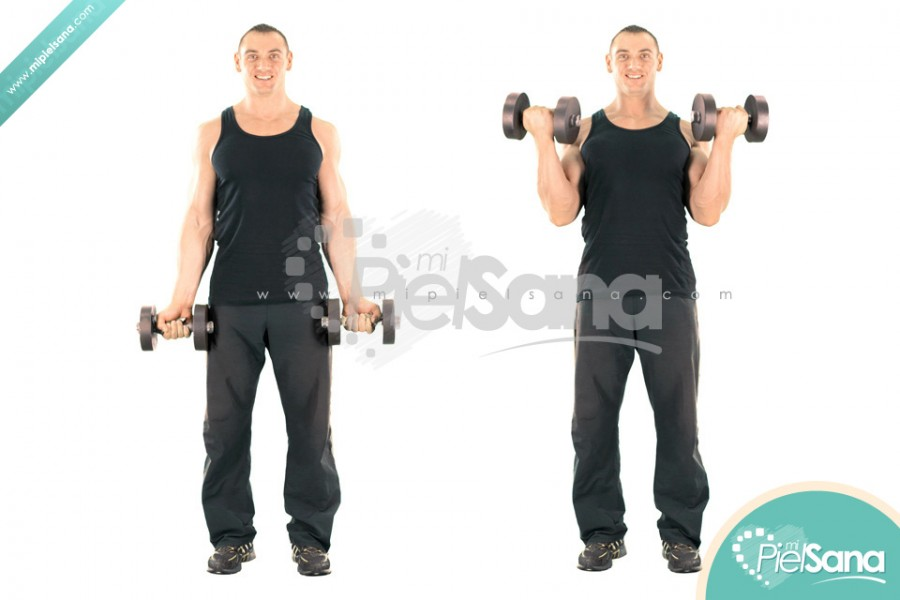 Standing Dumbbell Curl