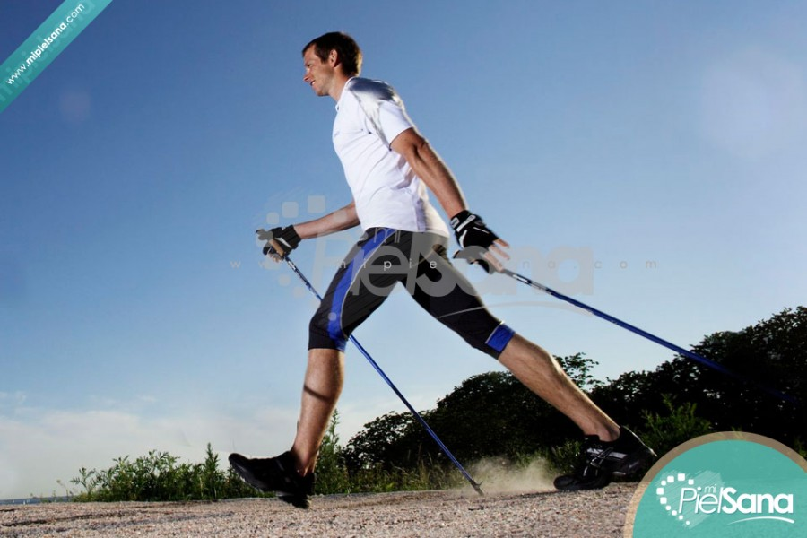 Ejercicio para cardio: Caminar