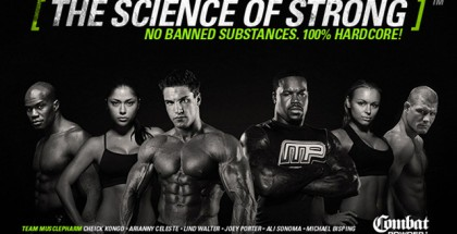 Proteína Combat Protein Powder Muscle Pharm