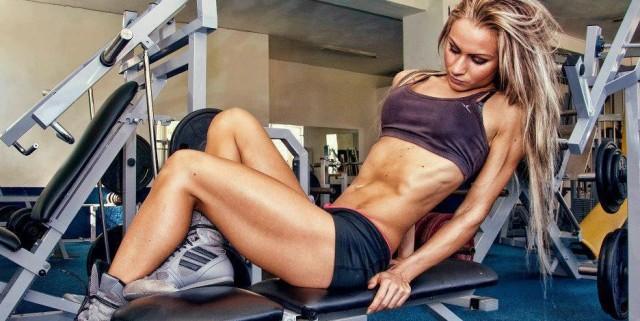Rutina para aumentar musculo