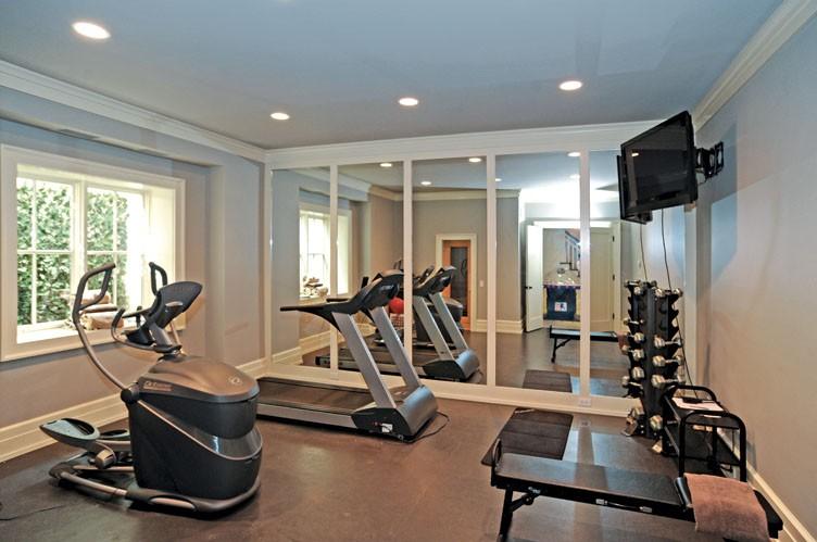 aparatos para hacer gym en casa