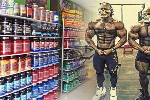suplementos ganar musculo