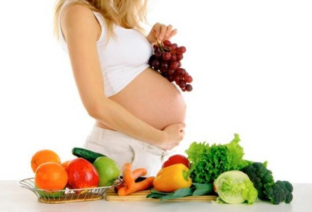 alimento embarazo