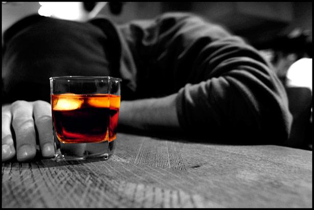 alcohol y el Gimnasio