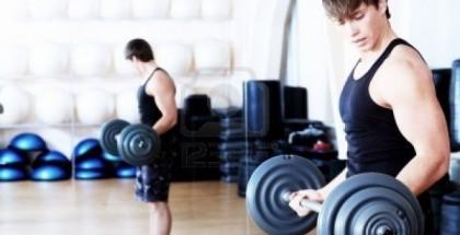 crecer los músculos