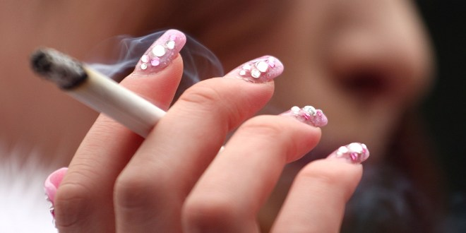 Cellphone messages could help smokers quit