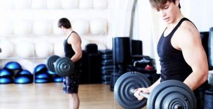 primeros días del gym