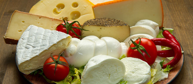 quesos para adelgazar