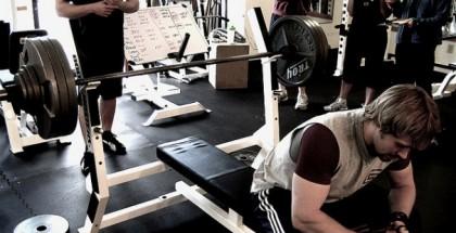 cambiar la rutina del gym