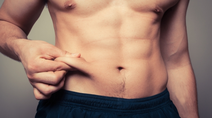 definir sin perder musculo