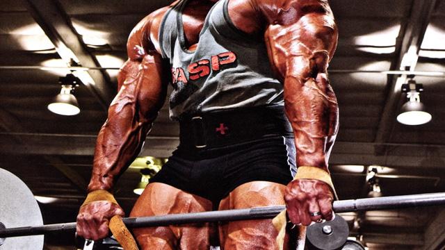 peso muerto gym