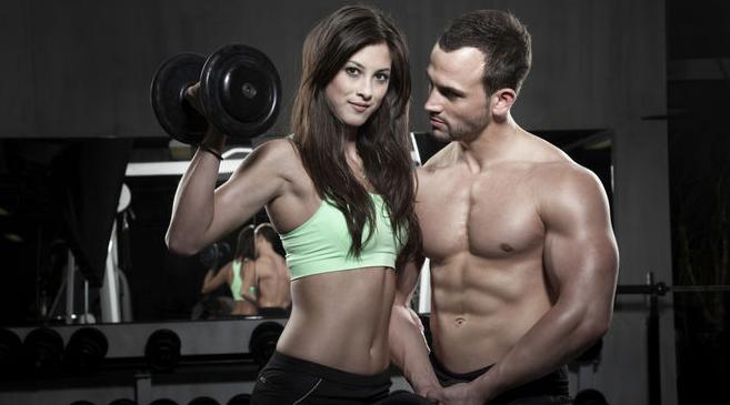sexo y gym