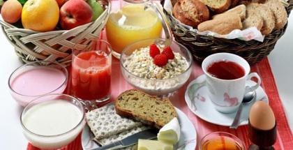 ejemplo desayuno fitness