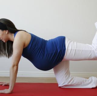 Los posibles riesgos del ejercicio durante el embarazo