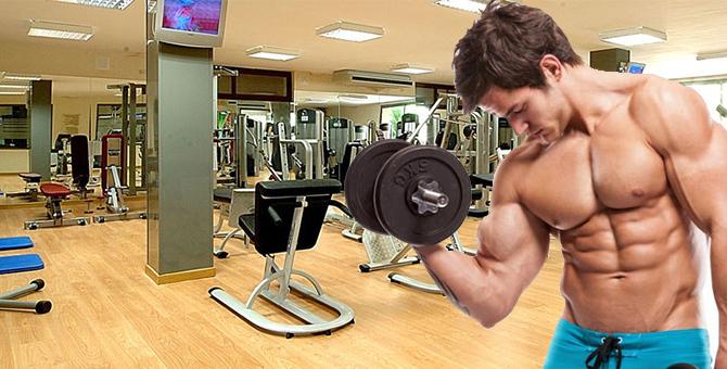no crecen biceps