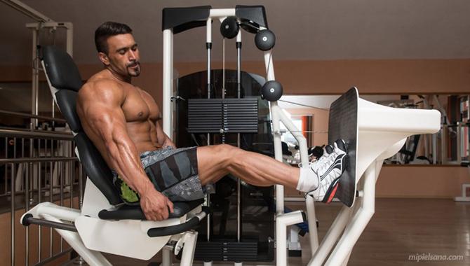 Levantar mas peso gym