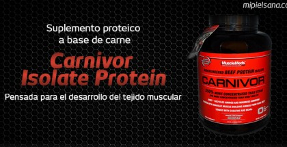 Carnivor Isolate Protein