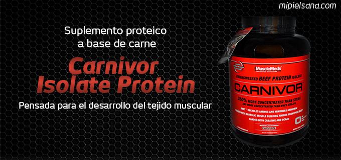 Carnivor Isolate Protein
