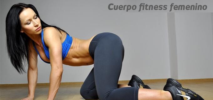 como tener un cuerpo fitness femenino desde casa