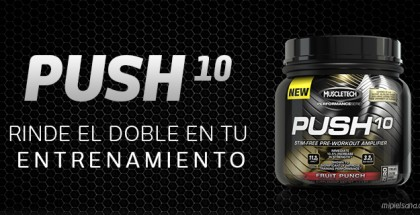 push 10 muscletech