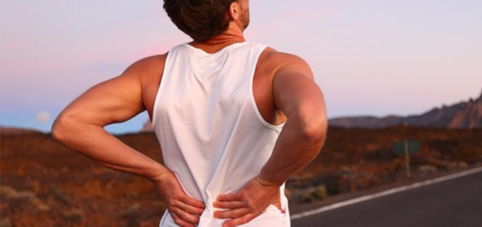 Dolor de espalda Running