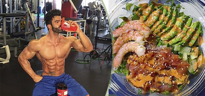 Comida aumentar musculo