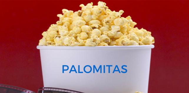 Palomitas del cine, contienen demasiada azucar
