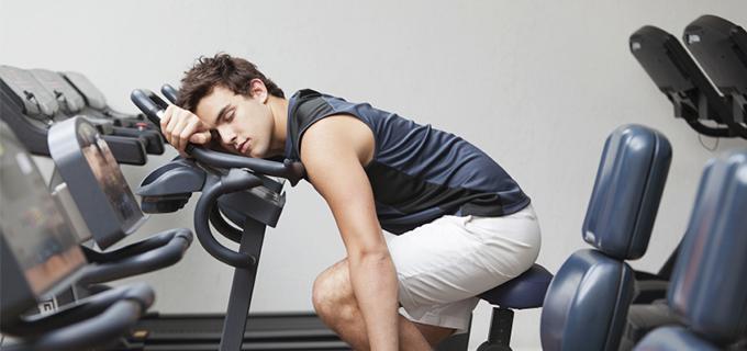 dormir gym
