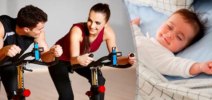 ejercicio ayudar a dormir mejor