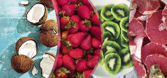 frutas quemar grasa