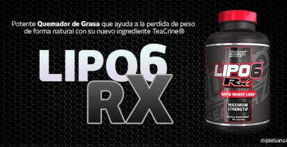 lipo6 rx