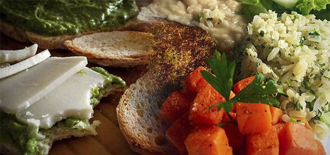 alimentos vegetarianos engordar