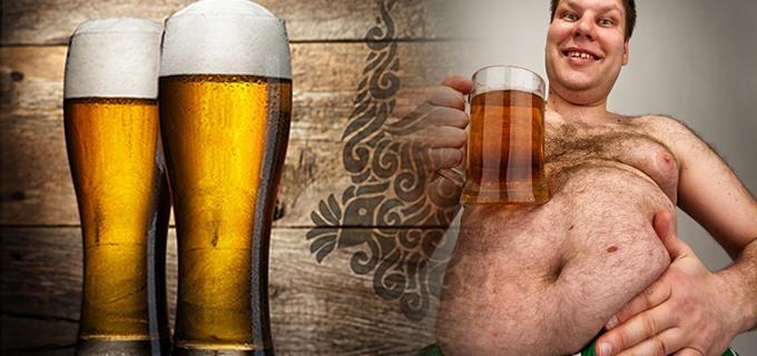 barriga cervezera