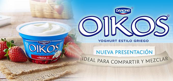 oikos con fresas
