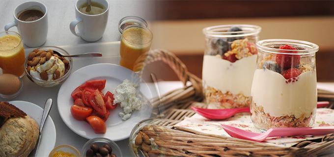 adelgazar desayuno