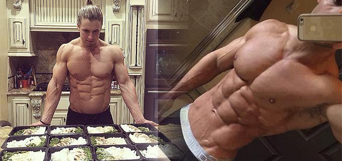 dieta marcar musculos