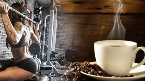 Cafe para aumentar musculo