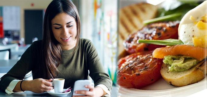5 Desayunos Saludables