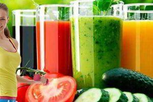 dieta desintoxicar