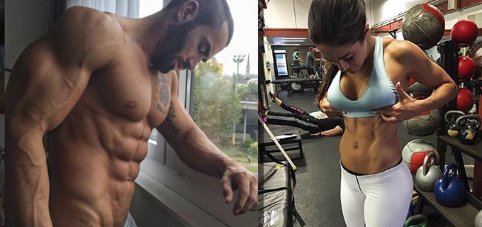 ganar musculo quemar grasa