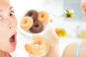 varios tipos de dieta