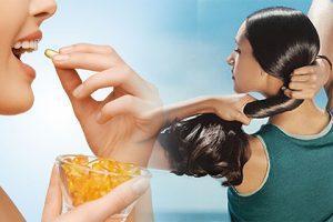 vitamina e crecimiento cabello