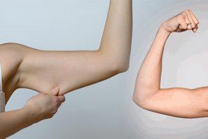 eliminar brazos flacidos