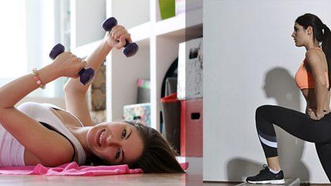 Rutina para mejorar tu condici n fisica en tan solo 4 semanas - Quema grasa desde casa ...