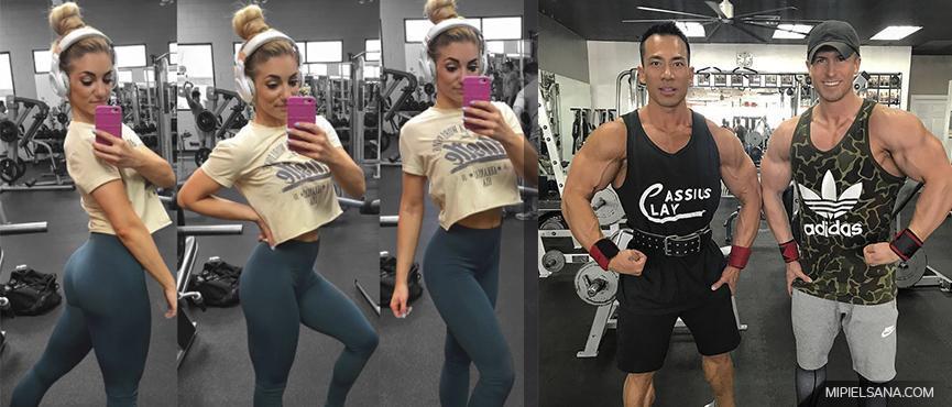 La diferencia de entrenamientos para hombres y mujeres for Fitness gym hombres